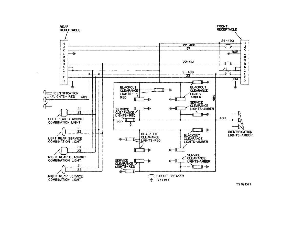 figure 4 45 trailer running light wiring schematic